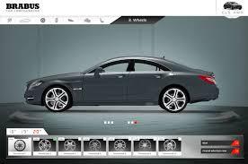 brabus car configurator your dream car via mouse click mercedes gla