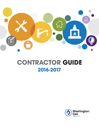 contractor and industry updates washington gas