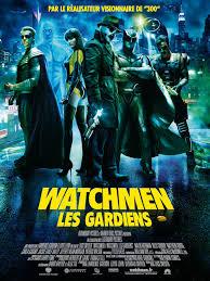 Watchmen : Les Gardiens  poster