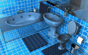 Small Blue Bathroom Ideas Blue And White Bathroom Designs Small Swimming Shower Room Design