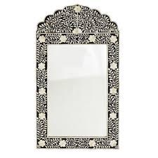 Wisteria Home Decor by Jaipur Mirror Black