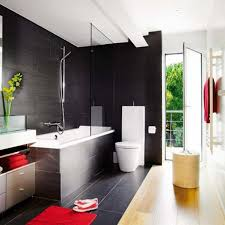 bathroom classy modern bathroom decorating ideas modern toilet bathroom modern toilet design feat shower tub combo with glass partition and minimalist bathroom decorating