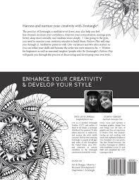pattern play a zentangle creativity boost volume 1 cris