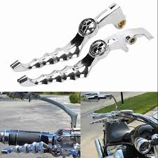 honda vt 600 3d skull hand brake clutch lever for honda shadow vtx vt 400 600