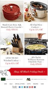will you able to shop target black friday ad deals on line thursday williams sonoma black friday 2017 sale u0026 outlet deals blacker friday
