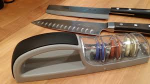do yourself a favor sharpen your knives with this to be a kitchen