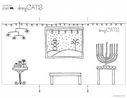 made by joel dressy cats winter holiday sets for hanukkah and