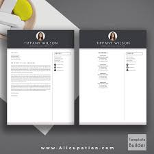 resume cover letter word template creative resume template cover letter word modern simple creative resume template cover letter word