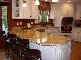 red and gold kitchen picgit com