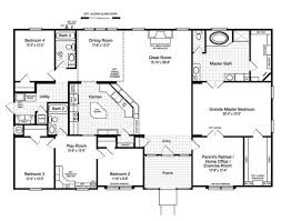 4 bedroom house plans open in michigan house plans