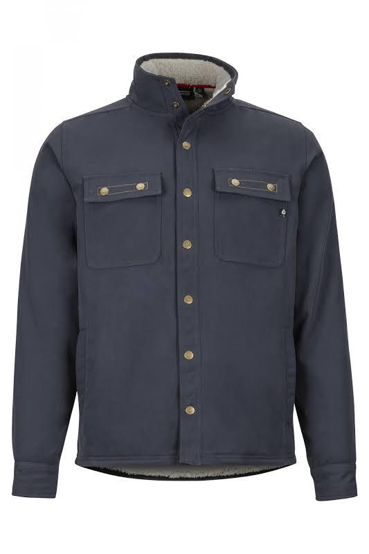 Marmot Bowers Jacket Dark Steel Medium 42070-1132-M