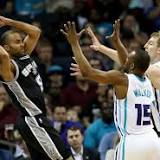 Gameday central: Spurs at Hornets