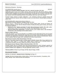 Example Resume  Resume Objective Sales With Summary Of Qualification And Propesional Experience  Resume Objective Rufoot Resumes  Esay  and Templates