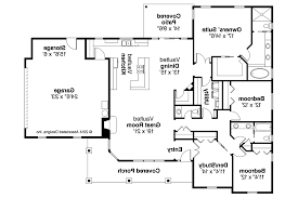 Executive Ranch Floor Plans Stunning 5 Bedroom Ranch House Plans Contemporary Home Design
