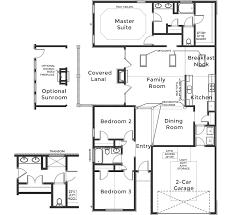 Home Builder Floor Plans by The Essex Floor Plan Built By Keystone Homes The Piedmont Triad U0027s