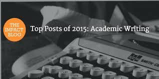 Impact of Social Sciences     Academic writing