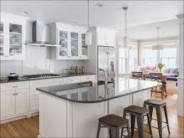 Kitchen  Arabescato Carrara Herringbone Solid Slab Backsplash - Carrara tile backsplash