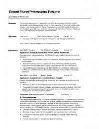 Retail Professional Summary Cv Examples Retail Jobs