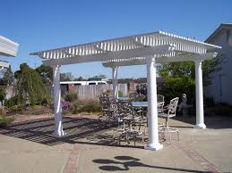 Enclosing A Pergola by Keep Your Lattice Covered