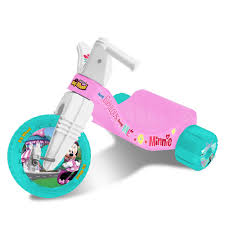 Minnie Mouse Toy Box Minnie Mouse Junior Big Wheel Racer