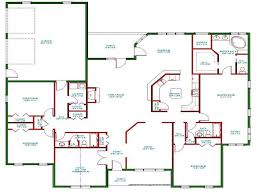 100 one level floor plans plan no 2945 0905