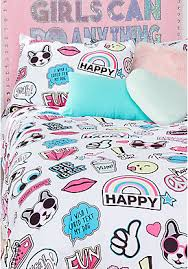 Full Size Bed In A Bag For Girls by Girls U0027 Room Décor Furniture U0026 Bedding For Tweens Justice