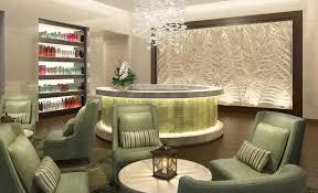 interior modern barber shop designs small nail salon design ideas
