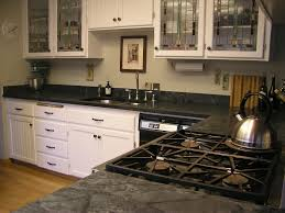 Traditional Kitchen Designs Furniture Oak Kitchen Cabinets With Soapstone Countertops For