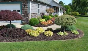 backyard landscaping ideas for midwest colorful landscape design