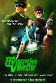 The Green Hornet (El Avispon Verde)
