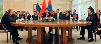 Russia and India  An      orphaned      relationship    Russia Direct After    years  the SCO is ready to expand