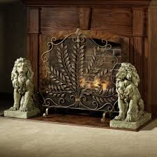 carved wooden fireplace screen fireplace screens wooden hand