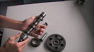 camshaft on kohler opposing twin engine youtube