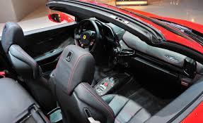 Ferrari 458 Italia Interior - ferrari 458 interior photos ferrari prestige cars