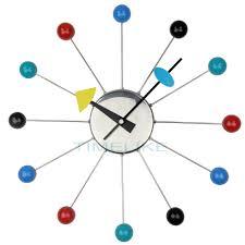 popular colorful wall clock buy cheap colorful wall clock lots