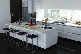 black u0026 white interiors