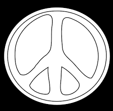 peace sign printable free download clip art free clip art on
