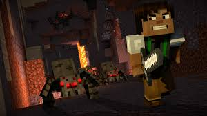 minecraft story mode returns for a second season in july polygon