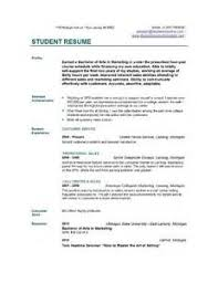 Free Examples Of Resume Template        http   topresume info  Pinterest