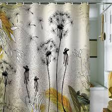bathroom awesome shower curtains modern bathroom shower