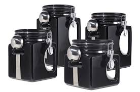 create the unique place with kitchen canisters sets amazing home