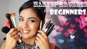 beginner u0027s guide to basic makeup brushes youtube