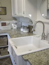 Farm Sink Ikea Its Special Characteristics And Materials HomesFeed - Marble kitchen sinks