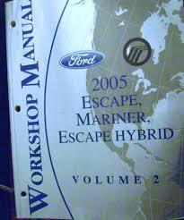 escape city com u2022 view topic 2006 ford escape hybrid ac