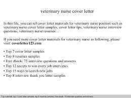 Veterinary Resume samples   VisualCV resume samples database Veterinary Assistant Cover Letter Sample LiveCareer within Veterinary  Assistant Cover Letter