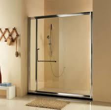 bathroom best sliding glass shower doors decor with white plaid