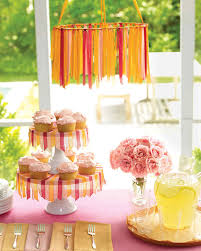 Home Party Ideas Our Best Baby Shower Decorations Martha Stewart