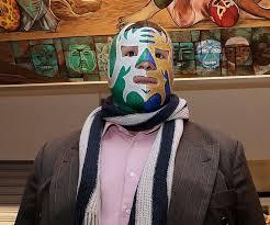 Máscara Año 2000