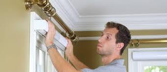 drapery hardware u0026 window treatments rockville interiors