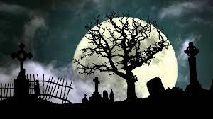 halloween background of wich halloween graveyard cemetery youtube